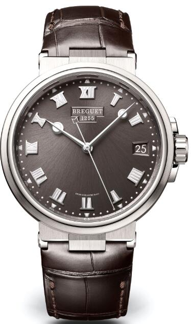 Breguet Marine 5517 5517BR/12/9ZU Replica Watch